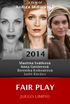 Ver película Fair Play
