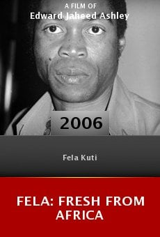 Fela: Fresh from Africa online free