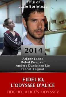 Ver película Fidelio, Alice's Odyssey