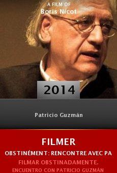 Ver película Filmer Obstinément: Rencontre avec Patricio Guzmán
