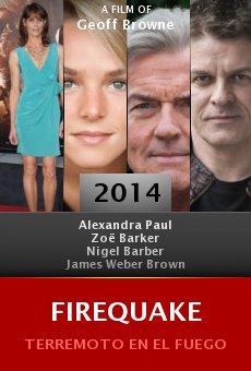 Watch Firequake online stream