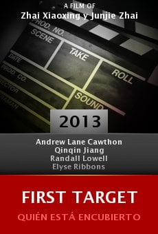 Watch First Target online stream