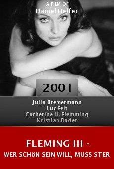Fleming III - Wer schön sein will, muss sterben online free
