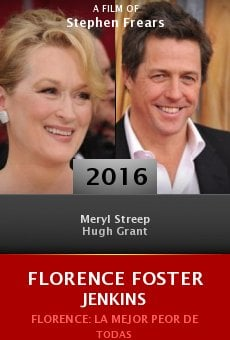 Ver película Florence Foster Jenkins