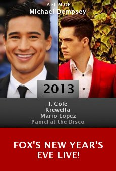 Ver película Fox's New Year's Eve Live!