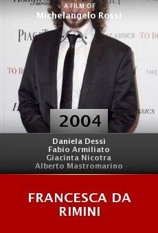 Francesca da Rimini online free
