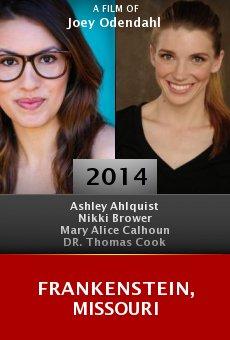 Watch Frankenstein, Missouri online stream