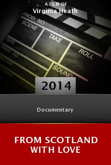 Watch From Scotland with Love online stream