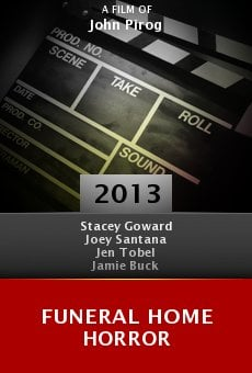 Funeral Home Horror online