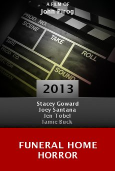 Watch Funeral Home Horror online stream