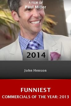 Watch Funniest Commercials of the Year: 2013 online stream