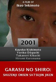 Garasu no shiro: Shuzenji onsen satsujin jiken online free
