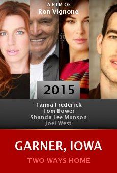 Ver película Garner, Iowa
