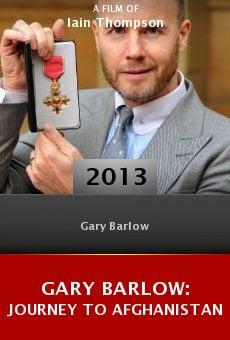 Watch Gary Barlow: Journey to Afghanistan online stream