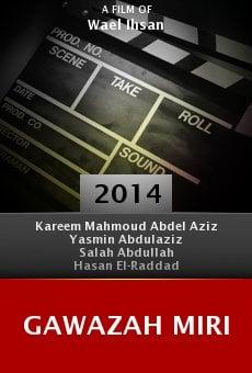 Ver película Gawazah Miri