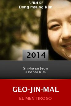 Ver película Geo-jin-mal
