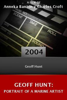 Geoff Hunt: Portrait of a Marine Artist online free