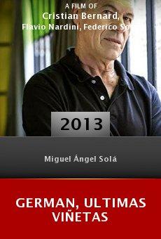 Watch German, ultimas viñetas online stream