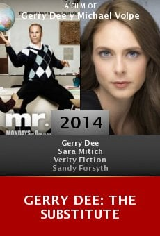 Gerry Dee: The Substitute online