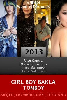 Girl boy bakla tomboy online