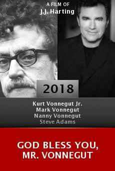 God Bless You, Mr. Vonnegut (or the Friends of Kilgore Trout) online