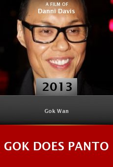 Gok Does Panto online