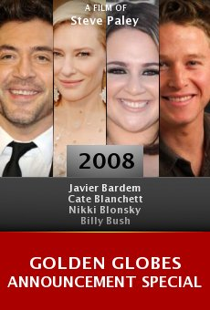 Golden Globes Announcement Special online free