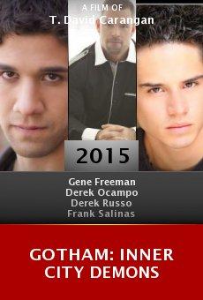 Ver película Gotham: Inner City Demons