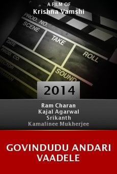 Govindudu Andari Vaadele online free