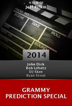 Watch Grammy Prediction Special online stream
