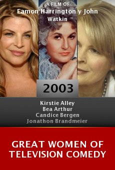 Great Women of Television Comedy online free