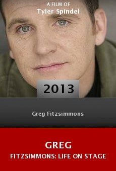 Watch Greg Fitzsimmons: Life on Stage online stream