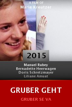 Ver película Gruber geht