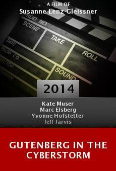 Watch Gutenberg in the Cyberstorm online stream