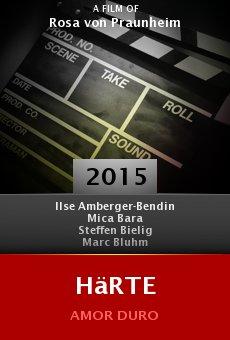 Ver película Härte