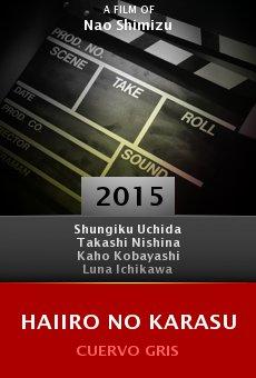 Ver película Haiiro no karasu