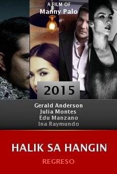 Ver película Halik sa hangin