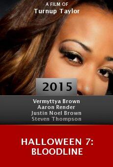 Ver película Halloween 7: Bloodline