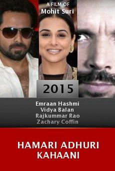 Ver película Hamari Adhuri Kahaani