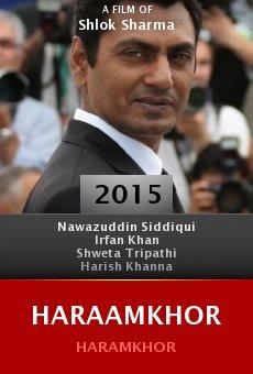 Ver película Haraamkhor