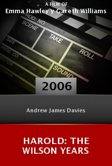 Harold: The Wilson Years online free