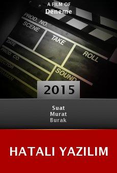 Ver película Hatali Yazilim