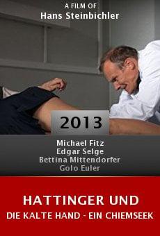 Watch Hattinger und die kalte Hand - Ein Chiemseekrimi online stream