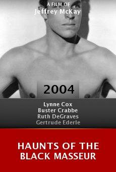 Haunts of the Black Masseur online free