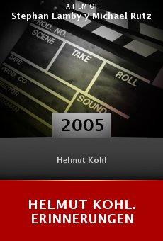Helmut Kohl. Erinnerungen online free