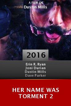 Ver película Her Name Was Torment 2
