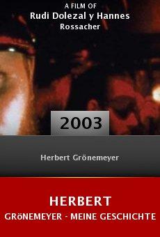 Herbert Grönemeyer - Meine Geschichte online free