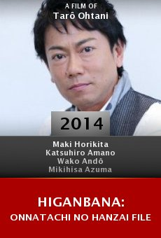 Ver película Higanbana: Onnatachi no Hanzai File