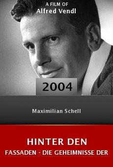 Hinter den Fassaden - Die Geheimnisse der Wiener Ringstrasse online free