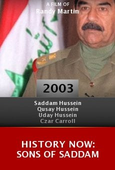 History Now: Sons of Saddam online free